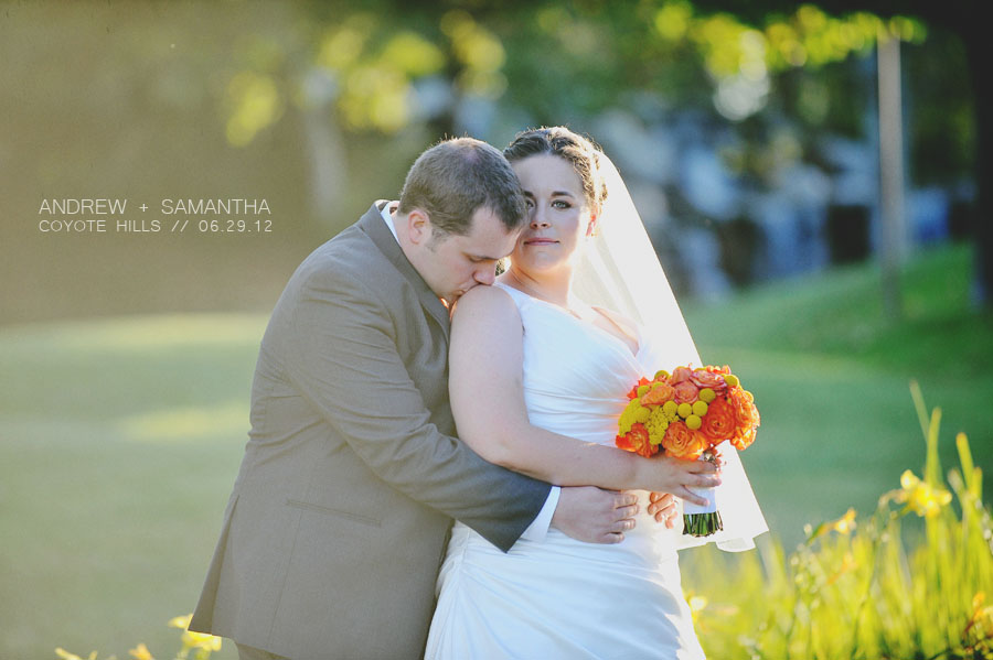 Coyote Hills Country Club Wedding