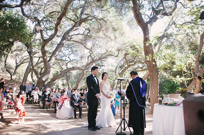 Oak Canyon Nature Center Wedding In Anaheim Los Angeles Orange
