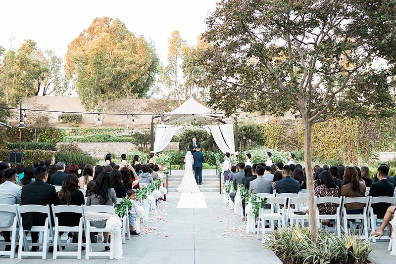 Brea Community Center Wedding 14